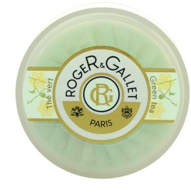 Roger & Gallet Thé Vert szappan