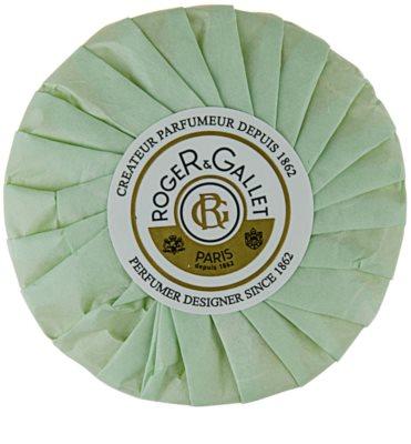 Roger & Gallet Thé Vert parfümös szappan dobozban 1