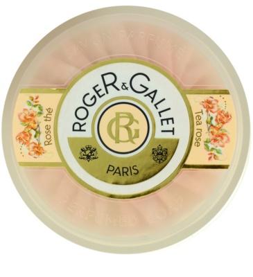 Roger & Gallet Thé Rose jabón