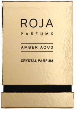 Roja Parfums Amber Aoud Crystal perfumy unisex 4