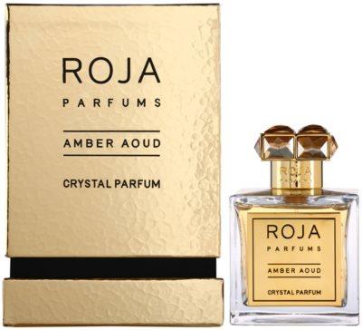 Roja Parfums Amber Aoud Crystal perfume unissexo