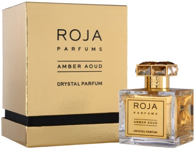 Roja Parfums Amber Aoud Crystal perfume unissexo 1