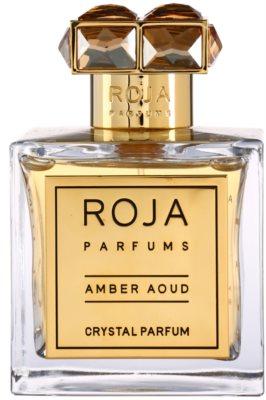 Roja Parfums Amber Aoud Crystal perfume unissexo 2