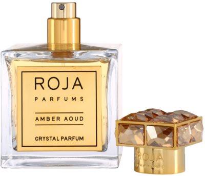 Roja Parfums Amber Aoud Crystal perfume unissexo 3