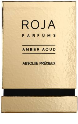Roja Parfums Amber Aoud Absolue Précieux perfume unissexo 4