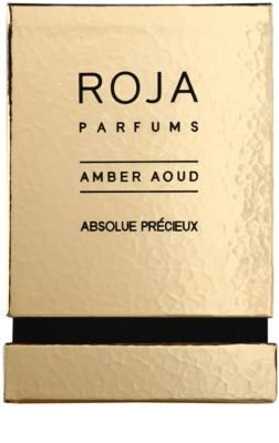 Roja Parfums Amber Aoud Absolue Précieux parfüm unisex 4