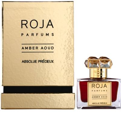 Roja Parfums Amber Aoud Absolue Précieux perfume unisex