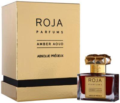 Roja Parfums Amber Aoud Absolue Précieux parfüm unisex 1