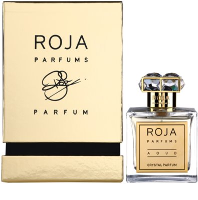 Roja Parfums Aoud Crystal perfumy unisex