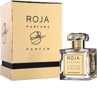 Roja Parfums Aoud Crystal Parfüm unisex 1