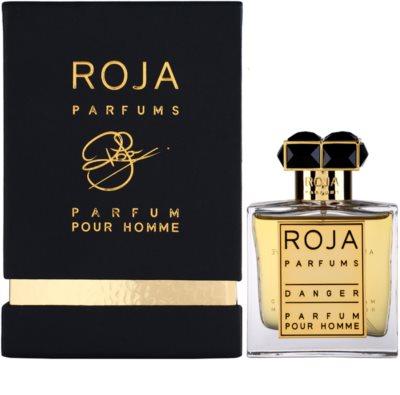 Roja Parfums Danger parfüm férfiaknak