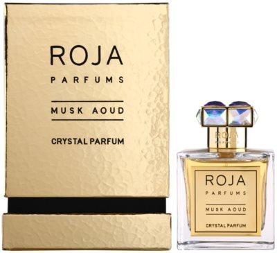 Roja Parfums Musk Aoud Crystal parfém unisex