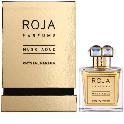 Roja Parfums Musk Aoud Crystal perfumy unisex