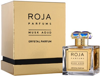 Roja Parfums Musk Aoud Crystal parfém unisex 1