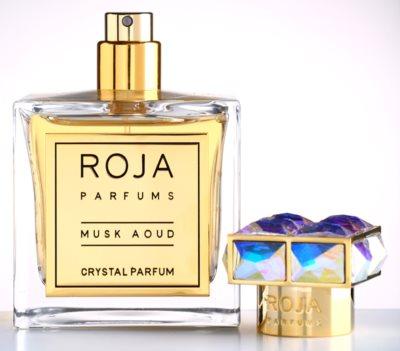 Roja Parfums Musk Aoud Crystal parfém unisex 3