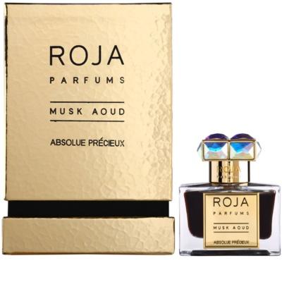 Roja Parfums Musk Aoud Absolue Précieux perfume unissexo