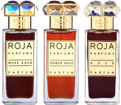 Roja Parfums Aoud Parfum de Voyage Geschenksets 1
