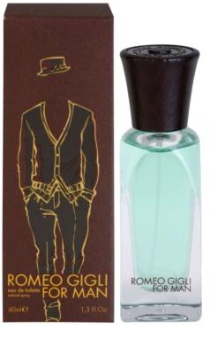 Romeo Gigli For Man eau de toilette férfiaknak