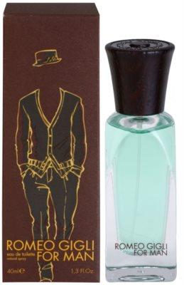 Romeo Gigli For Man Eau de Toilette para homens