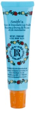 Rosebud Perfume Co. Smith`s Rose & Mandarin балсам за устни в тубичка
