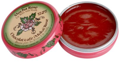 Rosebud Perfume Co. Smith´s Mocha Rose balsam de buze