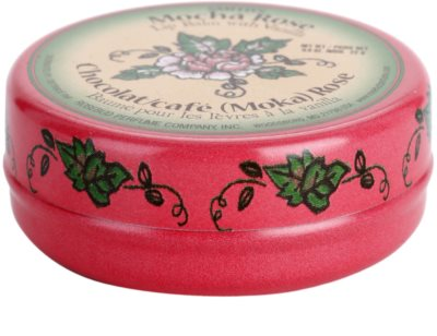 Rosebud Perfume Co. Smith´s Mocha Rose balsam de buze 1