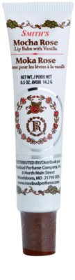Rosebud Perfume Co. Smith´s Mocha Rose bálsamo labial en tubo
