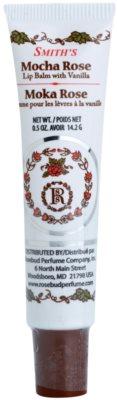 Rosebud Perfume Co. Smith´s Mocha Rose balzam za ustnice v tubici