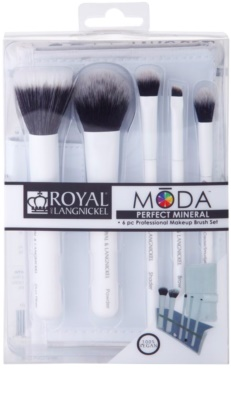 Royal and Langnickel Moda Perfect Mineral set de pincéis 3