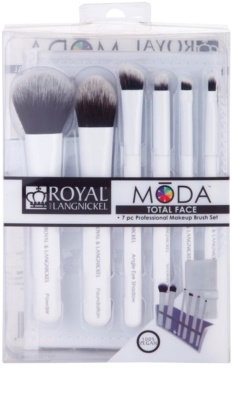 Royal and Langnickel Moda Total Face sada štětců 3
