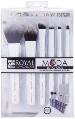 Royal and Langnickel Moda Total Face set de pincéis 3