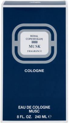 Royal Copenhagen Royal Copenhagen Musk Eau De Cologne pentru barbati 3
