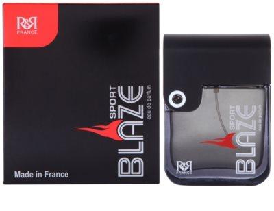 R&R Perfumes Blaze Sport Eau de Parfum para homens