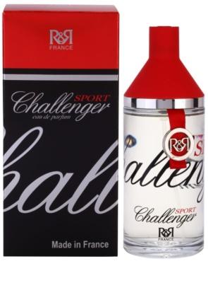 R&R Perfumes Challenger Sport eau de parfum férfiaknak