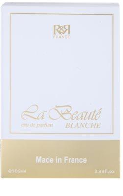 R&R Perfumes La Beaute Blanche Eau De Parfum pentru femei 4