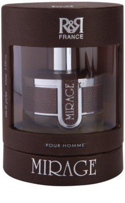 R&R Perfumes Mirage парфумована вода для чоловіків 3
