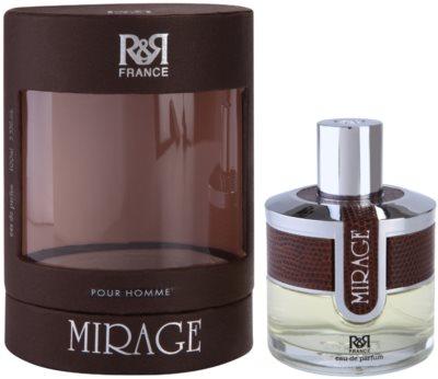 R&R Perfumes Mirage Eau de Parfum für Herren