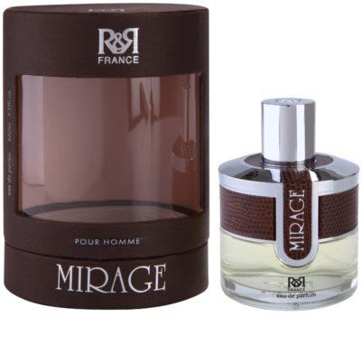 R&R Perfumes Mirage Eau de Parfum para homens