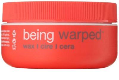 Rusk Being Warped modelujący wosk  do włosów medium