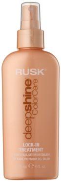 Rusk Deep Shine Color Care stabilizátor barvy na vlasy