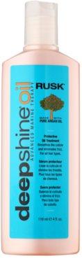 Rusk Deep Shine Oil ochronny olejek arganowy do wszystkich rodzajów włosów