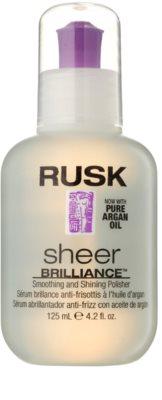 Rusk Styling hydratující a vyživující sérum pro všechny typy vlasů