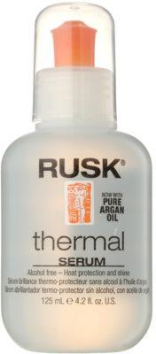 Rusk Styling serum do ochrony włosów przed wysoką temperaturą
