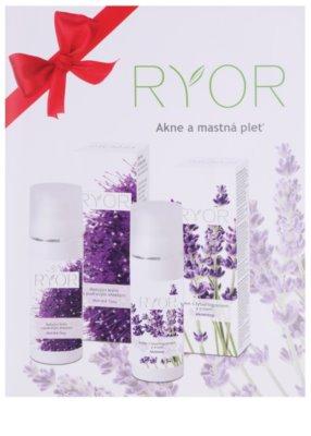 RYOR Acne and Oily Skin zestaw kosmetyków I.