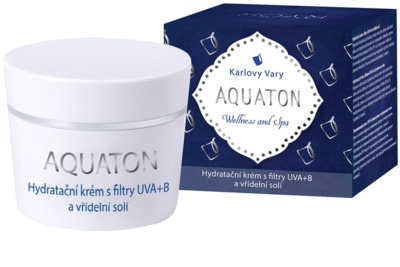 RYOR Aquaton Feuchtigkeitscreme mit UVA und UVB Filter