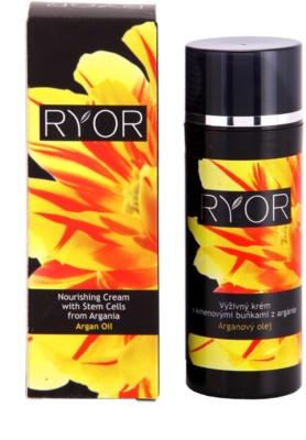 RYOR Argan Oil krem odżywczy z komórkami macierzystymi arganii 1