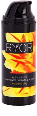 RYOR Argan Oil krem odżywczy z komórkami macierzystymi arganii 2