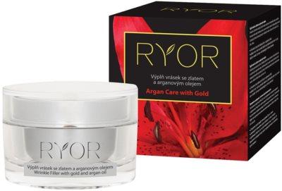 RYOR Argan Care with Gold Faltenfüller mit Gold und Arganöl