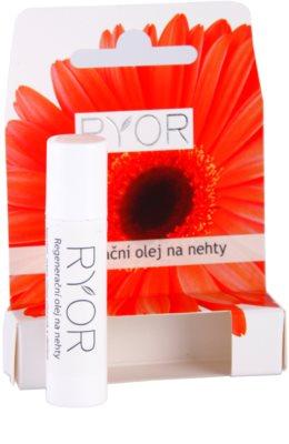 RYOR Body Care óleo regenerativo para unhas 2