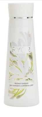 RYOR Cleansing And Tonization tónico herbal para pieles normales y mixtas